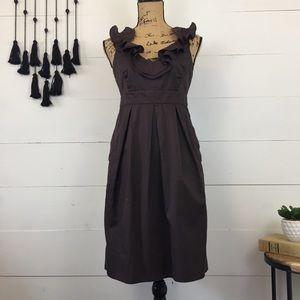 MOULINETTE SOEURS ANTHROPOLOGIE dress size 4